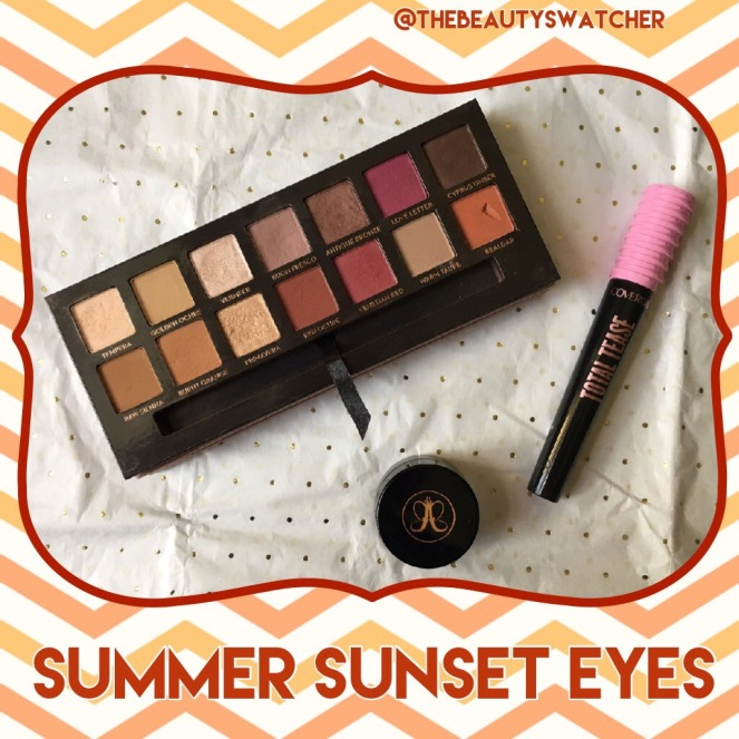Summer Sunset Eyes